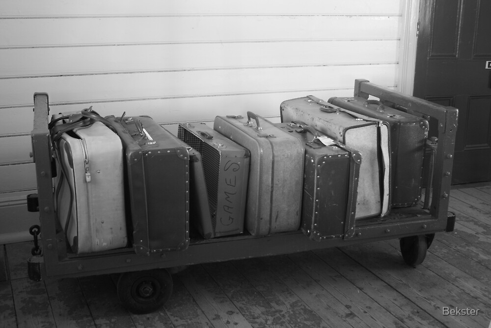 Luggage by Bekster
