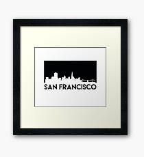 San Francisco Skyline Framed Print
