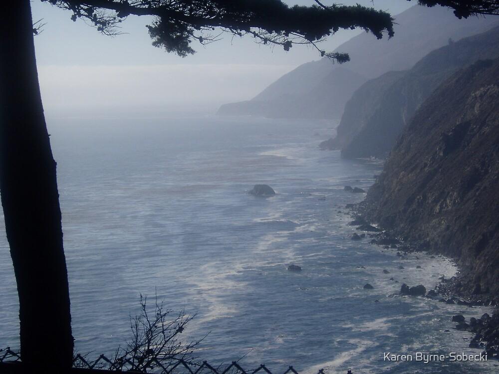 Ocean's Slumber by Karen Byrne-Sobecki