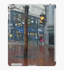 Market Street Corner Lights iPad Case/Skin