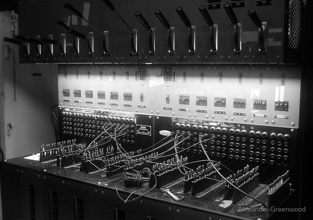 Obsolete by Alexander Greenwood