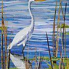 Paper Crane by dahlymama