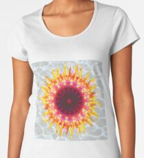 sunflower happiness Women's Premium T-Shirt