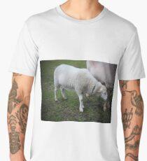 Lavender Next To Mama Men's Premium T-Shirt