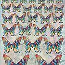 butterfly in the sky von donphil