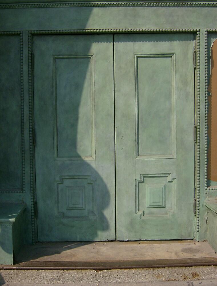 Doorway in Chicago by shawnathomas