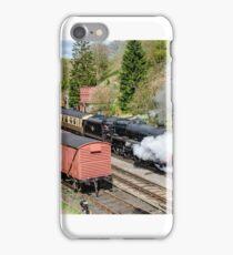 Goathland railway station 2 iPhone Case/Skin