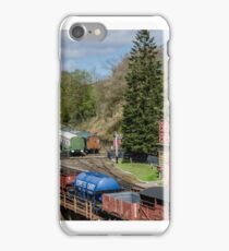 Goathland railway station, 3 iPhone Case/Skin