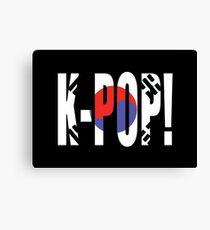 K POP ! Canvas Print