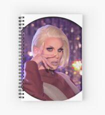 katya zamolodchikova Spiral Notebook