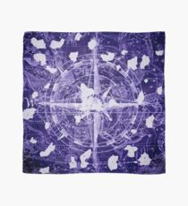 Earthly Map Scarf
