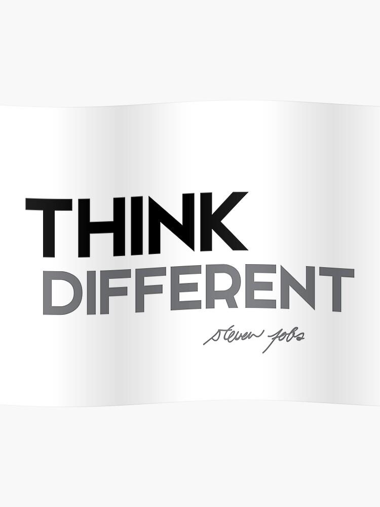 ccfd05902ec think different - steve jobs