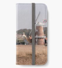 """""""Cley Windmill Early Spring"""" iPhone Wallet/Case/Skin"""