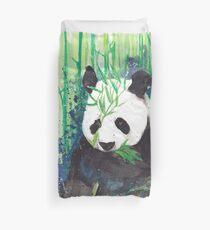 Giant Panda The Friend of My Friend Duvet Cover