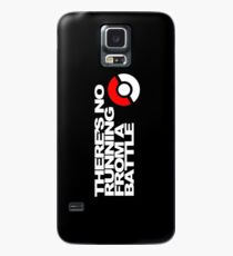 No Running Form A Battle Case/Skin for Samsung Galaxy