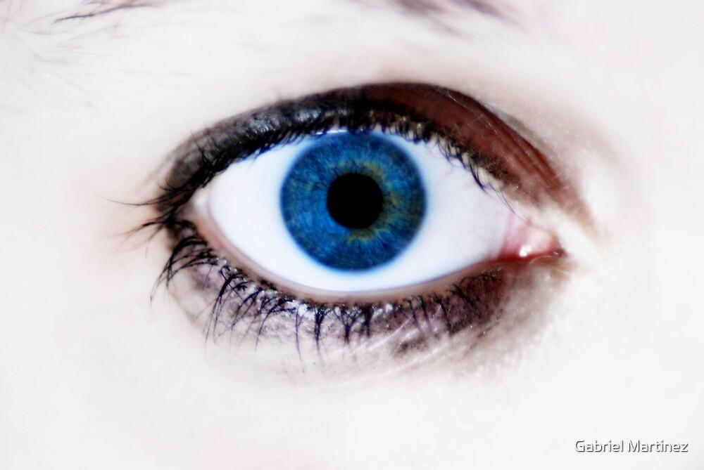 Eyeball by Gabriel Martinez