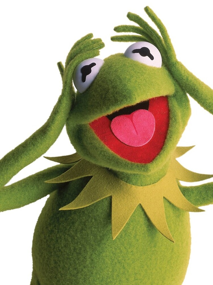Kermit The Frog (Muppets) de Drageonz