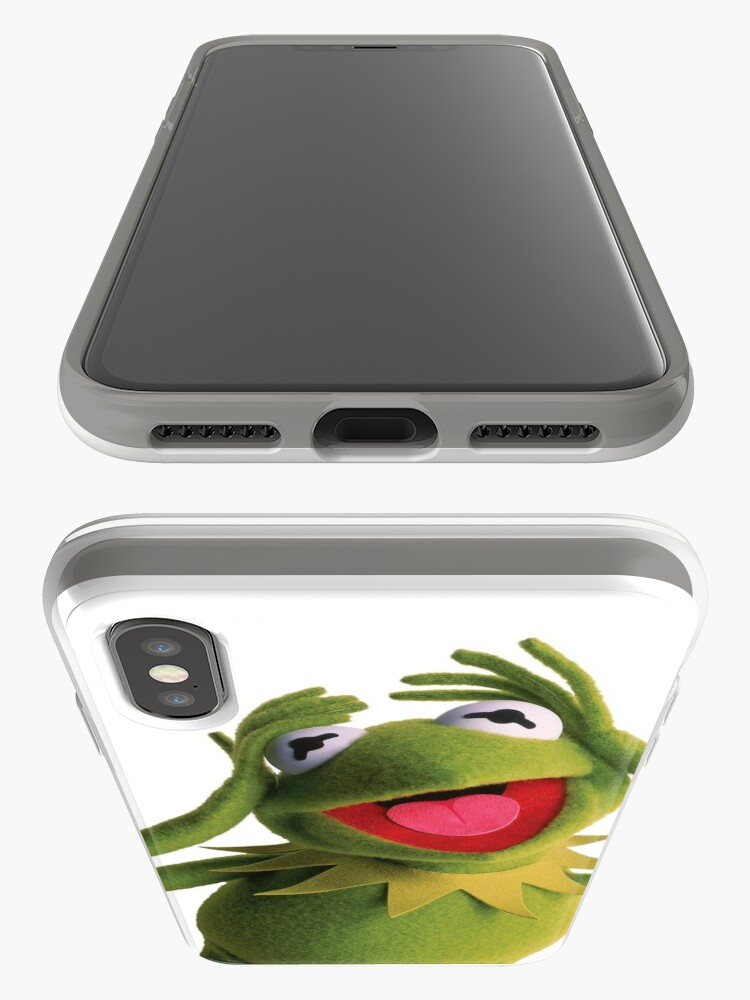 Vista alternativa de Vinilos y fundas para iPhone Kermit The Frog (Muppets)