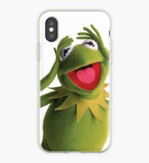 Kermit The Frog (Muppets) iPhone Case