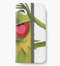 Kermit The Frog (Muppets) iPhone Wallet/Case/Skin