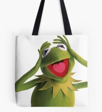 Kermit The Frog (Muppets) Tote Bag