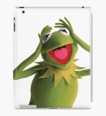 Kermit The Frog (Muppets) iPad Case/Skin