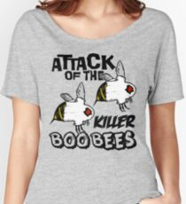Killer Boobees Funny Shirt Funny Horror Movie Shirts Women's Relaxed Fit T-Shirt