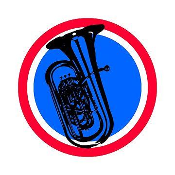Tuba by andreclarke