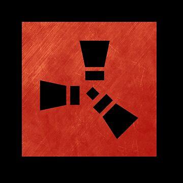 Rust logo by kijkopdeklok