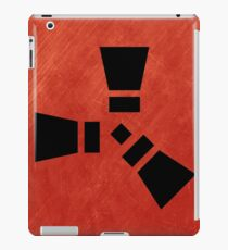 Rust logo iPad Case/Skin