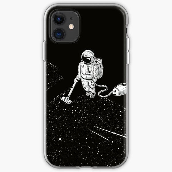 Space Cleaner iPhone Soft Case