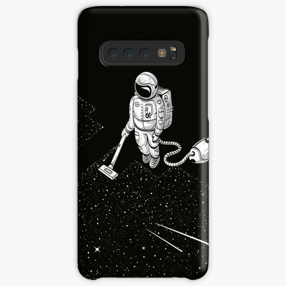 Space Cleaner Case & Skin for Samsung Galaxy