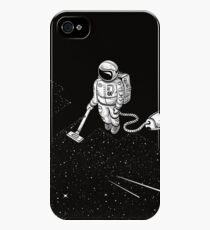 Space Cleaner iPhone 4s/4 Case