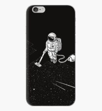 Space Cleaner iPhone Case