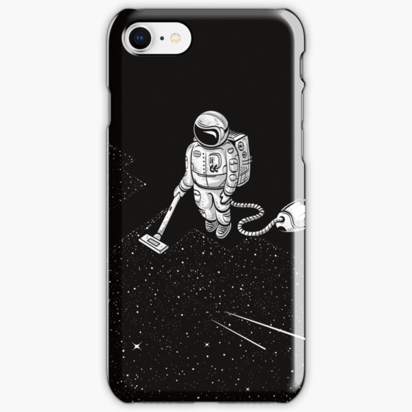 Space Cleaner iPhone Snap Case