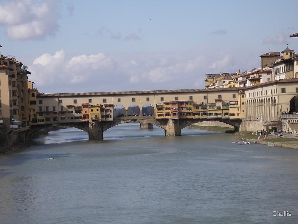 Old Bridge by Challis