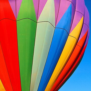 Close Up Hot Air Balloon by tvlgoddess
