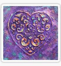 Coeur - Heart Sticker
