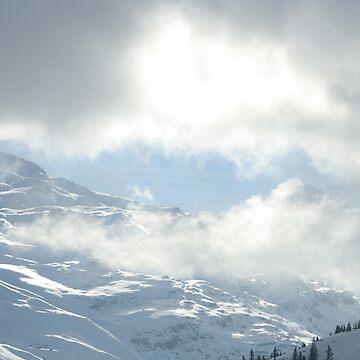 Swiss Sky by Hojacita