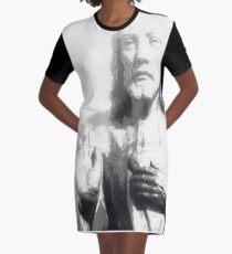 Saviour Graphic T-Shirt Dress