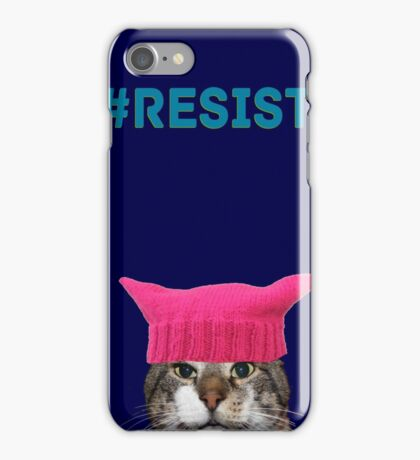 Resist (Charlie) iPhone Case/Skin