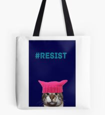 Resist (Charlie) Tote Bag