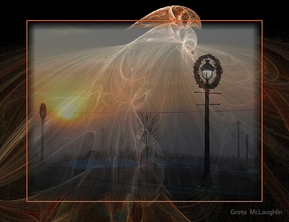 Through My Eyes by Greta  McLaughlin