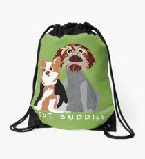 BEST BUDDIES Drawstring Bag