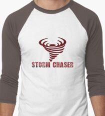 Tornado - Storm Chaser Men's Baseball ¾ T-Shirt