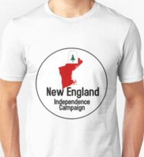 New England Independence Campain Unisex T-Shirt