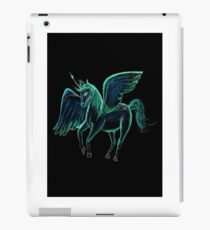 DARK FAIRYTALE PEGASUS UNICORN iPad Case/Skin