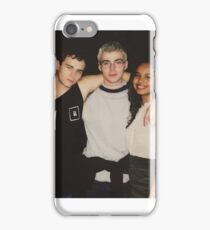 13 reasons why  iPhone Case/Skin