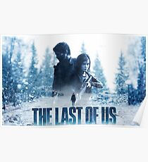 "The Last Of Us ""Cold Winter"" Poster"