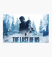 """The Last Of Us """"Cold Winter"""" Photographic Print"""